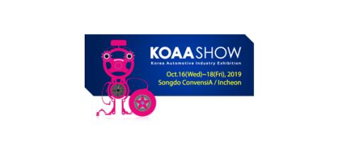 韩国仁川国际汽车配件展览会KOAA SHOW